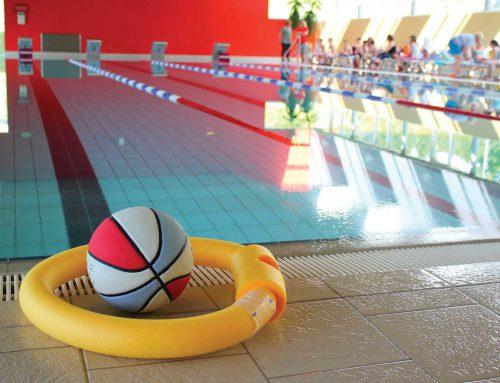 Je nage donc je sauve