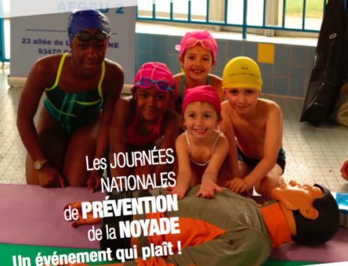 Les 10èmes Journées Nationales de Préventions de la Noyade