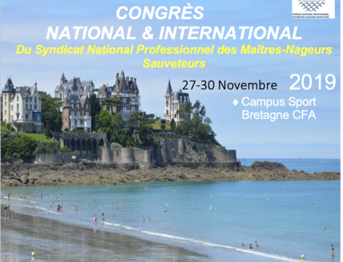 CONGRÈS NATIONAL & INTERNATIONAL 2019