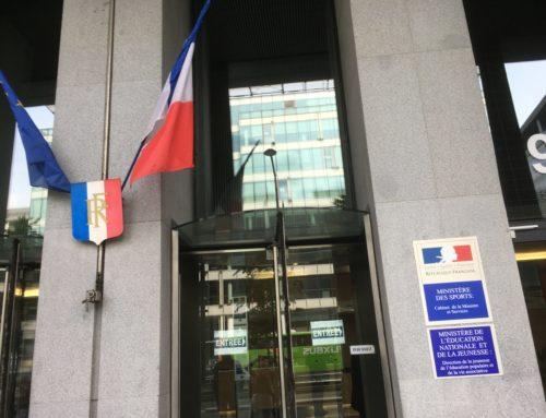 Arrête du 8 juin 2020 ministère des sports portant sur l'organisation CAEPMNS pendant le période COVID 19