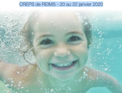Conférence nationale de consensus sur l'aisance aquatique à 4, 5 et 6 ans