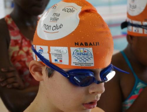 Nouveau dispositif pour apprendre à nager gratuitement en Seine Saint-Denis « Mon école, ma ville, mon club »