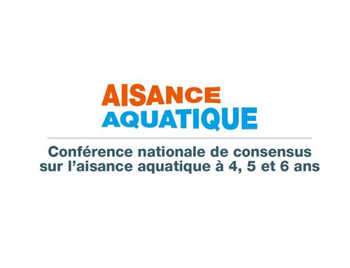 Conférence Nationale de consensus d'Aisance Aquatique