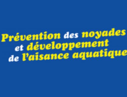 Kit de prévention de la noyade et du développement de l'Aisance aquatique