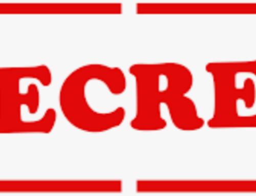 Nouveau décret listant les personnes vulnérables:  Décret n° 2020-1098 du 29 août 2020